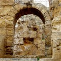 Gateway to Caesarea's amphitheater