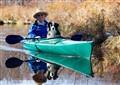 kayak-dog
