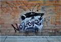 """Bansky, No Love..."""