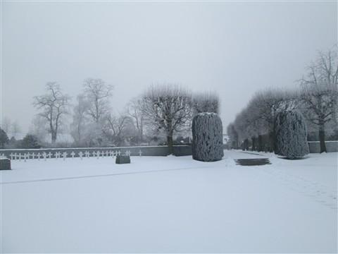 American World War One Cemetery, Waregem, Belgium 153