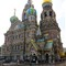 church on spilled blood, SPB, Russia