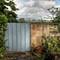 Backyard Garden Door