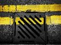 Drain & Yellow Lines
