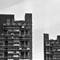 His and Her Buildings in B&W edit