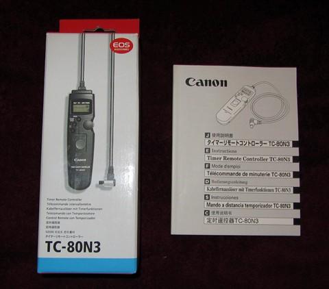 CanonTimerRemote