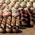 Raw Pottery