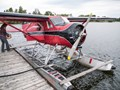 de Havilland Beaver and crew