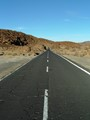Road on Teide