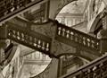 M. C. Escher-staircase