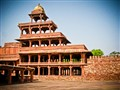Panchal Mahal  - Fatepur Skri - India