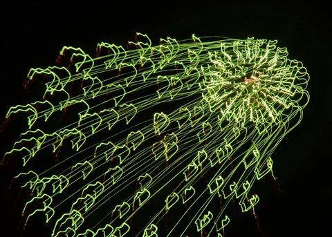 Fireworks 13c 5x7
