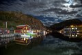 Quidi Vidi Village at Night