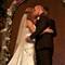 Kim's Wedding kiss