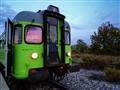 Treno al Tramonto