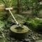 Fountain In Zen Garden