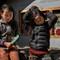 Sherpa girls, Pangboche 3,985m - Nepal - Everest Base Camp - April 2017