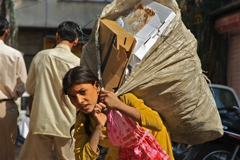 Young Worker India