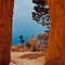 Bryce Canyon Doorway
