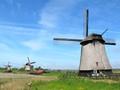3 windmills Holland
