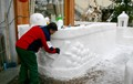 Making an Ice Bar