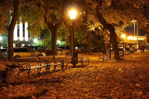 Autumn in Bratislava
