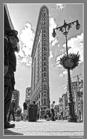 Flatiron Building zw