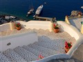 Stairs / Santorini Is. / Greece