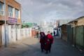 Monks, Near Gandan Temple
