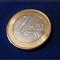 Macro test:  1-euro  coin