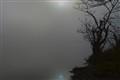 Fog on Loch Lubnaig
