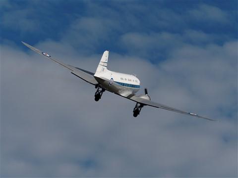 Venerable DC3 - RNZAF livery