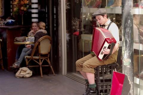 Street Musician (Melbourne)