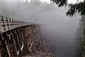 Foggy Kinsol Bridge