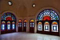 Persian Stain Glass Window