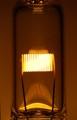 Filament of a low-voltage halogen lamp