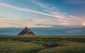 Mont St Michel (A)