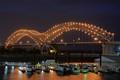 Bridge over the Mississippi River in Memphis