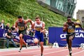 100 metre sprint