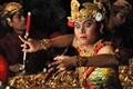 Legong dance in Ubud Bali