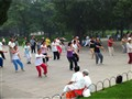 morning excersize, China