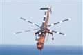 Aircrane demo at Phillip Island