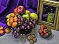 Magenta fruits