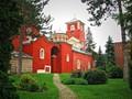 Monastery Žiča, Serbia