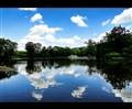 Arrier river Dallet France