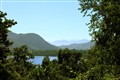 Siete Lagos Region of southern Chile