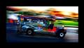 jeepney in rush