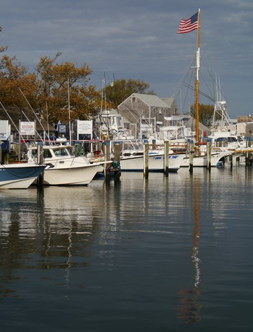 Nantucket Boat Basin: October 2012