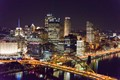 Pittsburgh Downtown, Light-up night