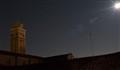 blue moon in Venice