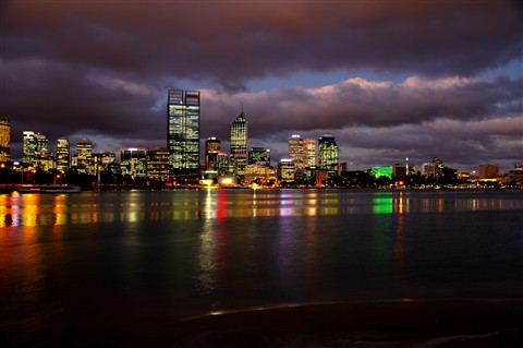 Perth by night 2012 (7)